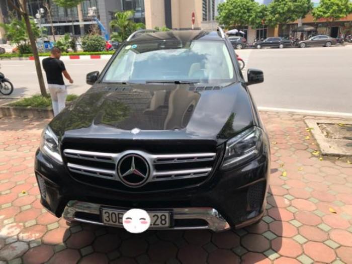 Mercedes GLS400 4Matic sx2016, màu đen, nhập khẩu Mỹ xe đi cực giữ gìn nên còn rất đẹp. 5