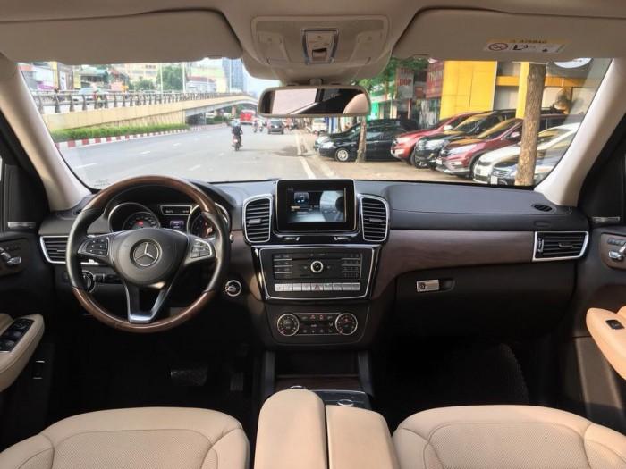 Mercedes GLS400 4Matic sx2016, màu đen, nhập khẩu Mỹ xe đi cực giữ gìn nên còn rất đẹp. 3
