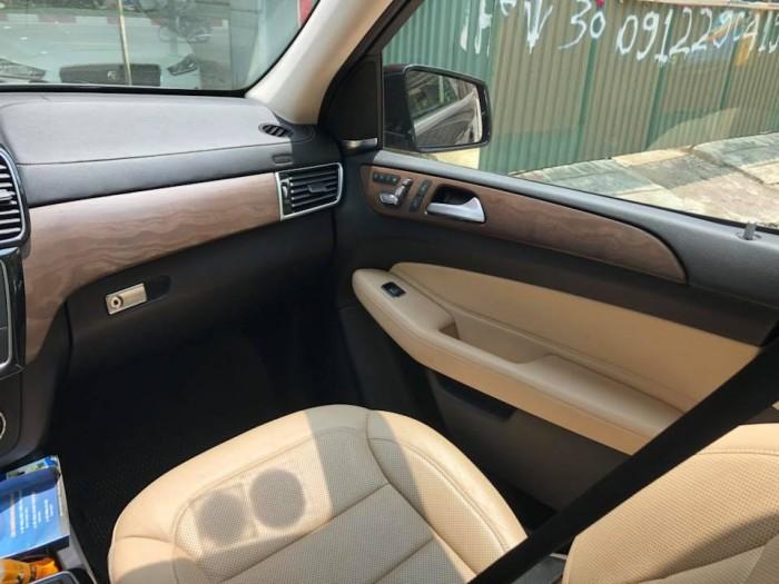 Mercedes GLS400 4Matic sx2016, màu đen, nhập khẩu Mỹ xe đi cực giữ gìn nên còn rất đẹp. 2