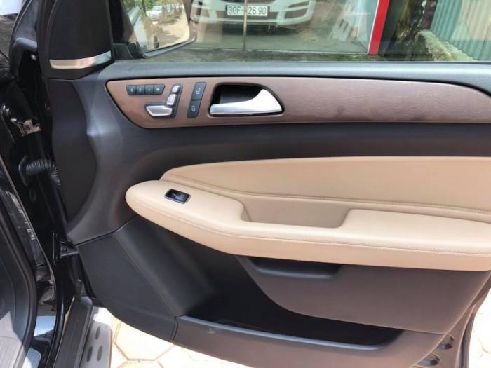 Mercedes GLS400 4Matic sx2016, màu đen, nhập khẩu Mỹ xe đi cực giữ gìn nên còn rất đẹp. 6