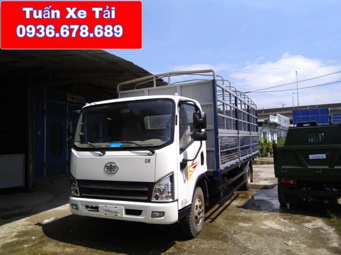 Xe tải Faw 7.3 tấn | xe tải faw 7t3 | xe tải faw 7,3 tấn | động cơ Hyundai, thùng dài 6m25