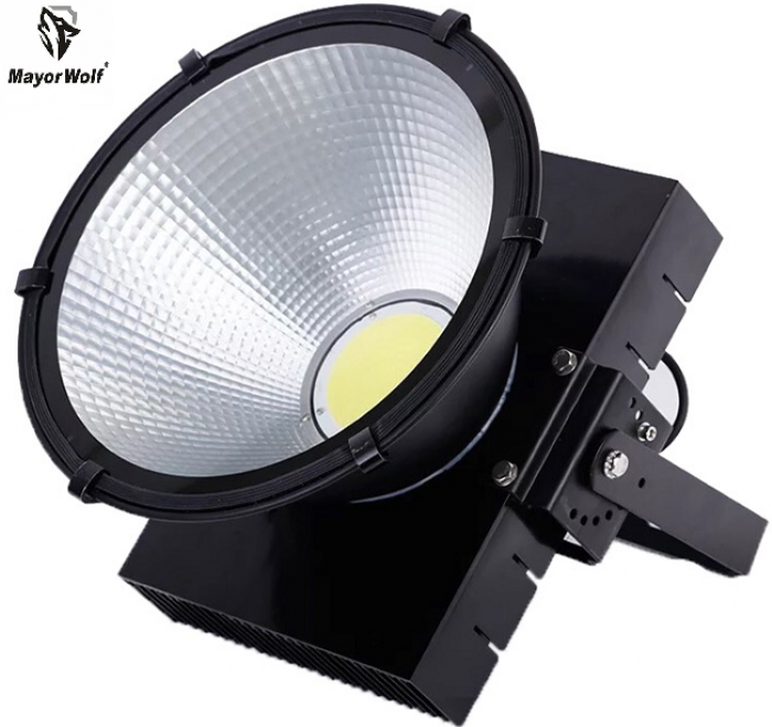 Đèn LED công xưởng, đèn chiếu sáng dùng trong sản xuất công nghiệp chính hãng - Mayor Wolf3