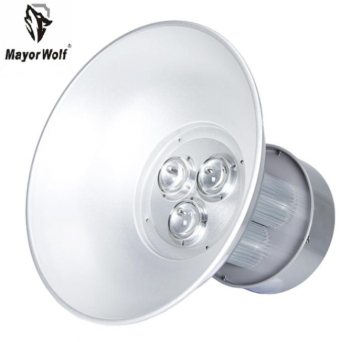 Đèn LED công xưởng, đèn chiếu sáng dùng trong sản xuất công nghiệp chính hãng - Mayor Wolf2