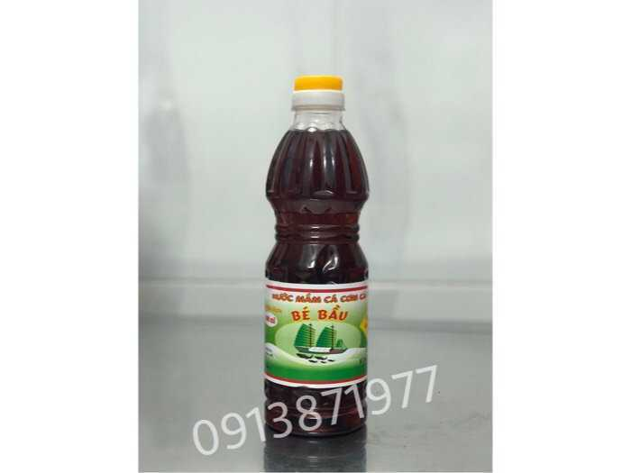 Nước mắm Bé Bầu, chai 500 ml, loại hạng I1