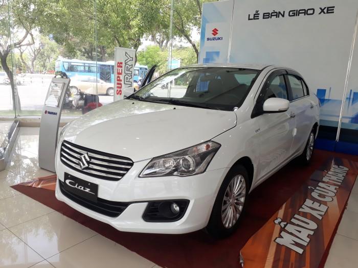 Suzuki Ciaz 2019 1.4AT, giá chỉ 499 triệu, XE NHẬP KHẨU NGUYÊN CHIẾC.