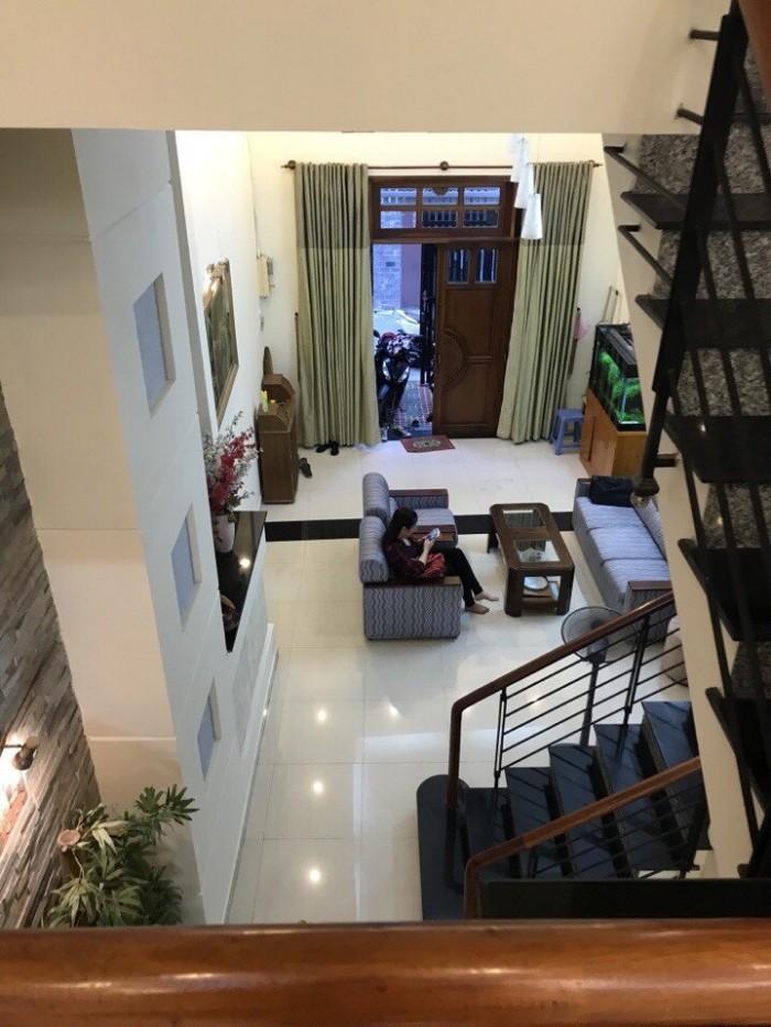 Nhà bán Trần Phú, Phường 4, Quận 5, diện tích 2,5x13,5m, 1 lầu