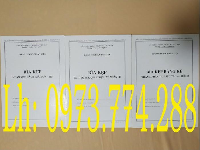 Bán nguyên bộ 3 bìa kẹp tài liệu hồ sơ cán bộ công chức viên chức16