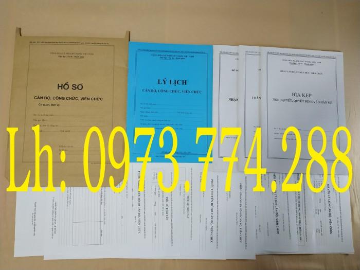 Bán nguyên bộ 3 bìa kẹp tài liệu hồ sơ cán bộ công chức viên chức15