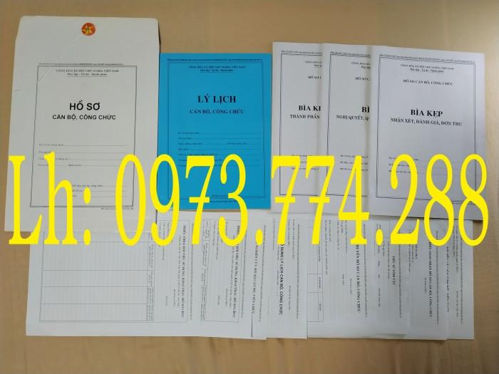 Bán nguyên bộ 3 bìa kẹp tài liệu hồ sơ cán bộ công chức viên chức14
