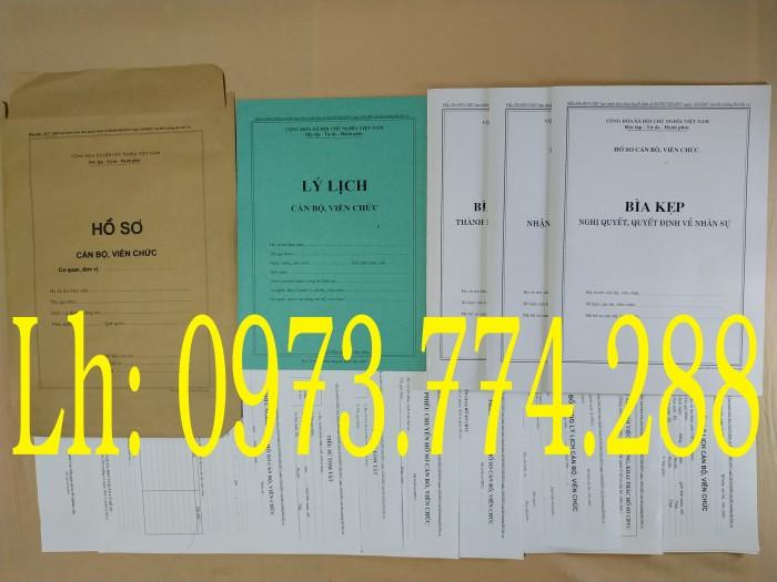 Bán nguyên bộ 3 bìa kẹp tài liệu hồ sơ cán bộ công chức viên chức13