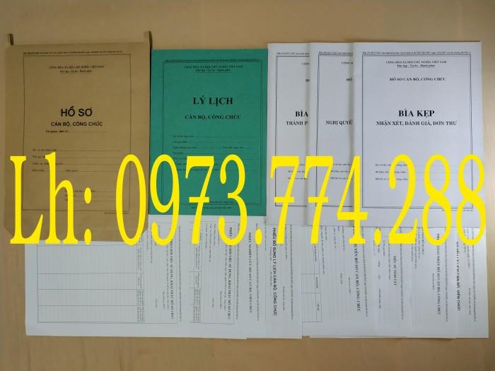 Bán nguyên bộ 3 bìa kẹp tài liệu hồ sơ cán bộ công chức viên chức12