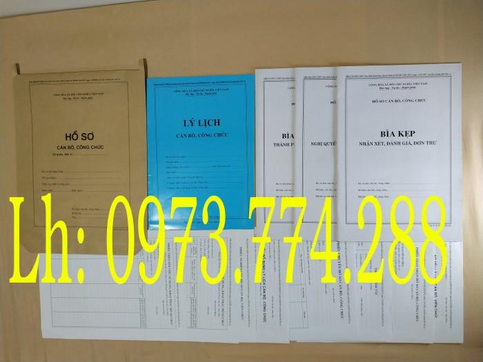 Bán nguyên bộ 3 bìa kẹp tài liệu hồ sơ cán bộ công chức viên chức11