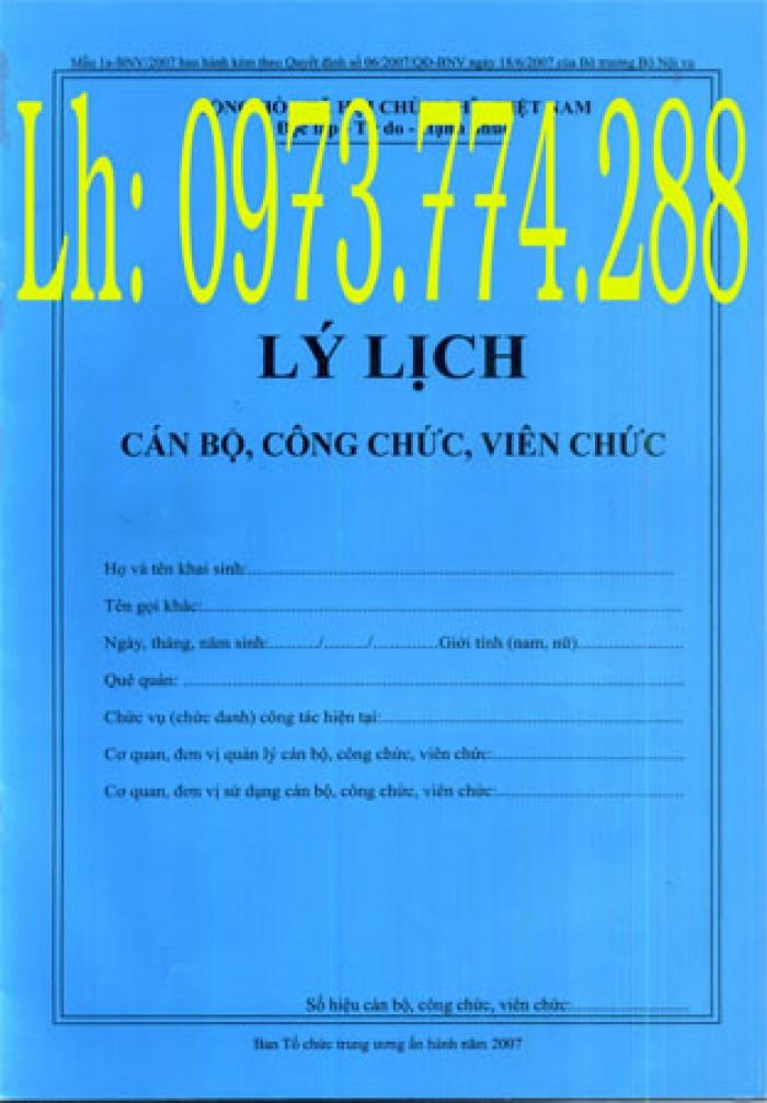 Bán nguyên bộ 3 bìa kẹp tài liệu hồ sơ cán bộ công chức viên chức10