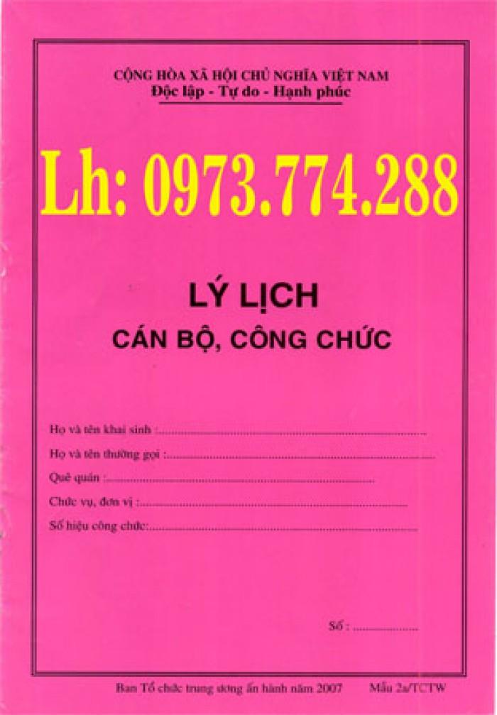 Bán nguyên bộ 3 bìa kẹp tài liệu hồ sơ cán bộ công chức viên chức1