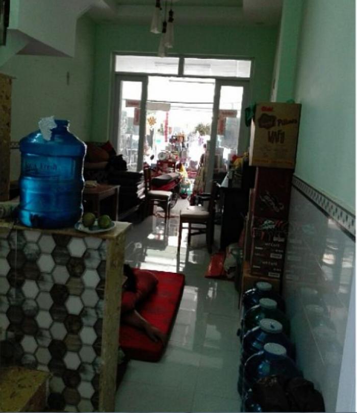 Chú Bảy Nhiệm có nhà đường 15 gần chợ Tân Quy 74m2 cần bán
