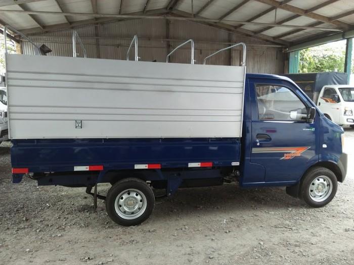 Xe tải Dongben 870 kg,máy euro4,trả trước 8 triệu nhận xe ngay