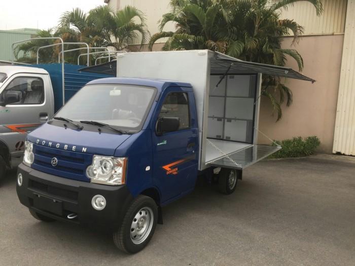 Xe tải Dongben 870 kg,máy euro4,trả trước 8 triệu nhận xe ngay 2
