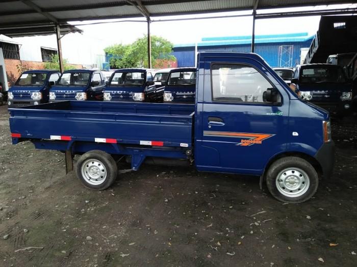 Xe tải Dongben 870 kg,máy euro4,trả trước 8 triệu nhận xe ngay 3