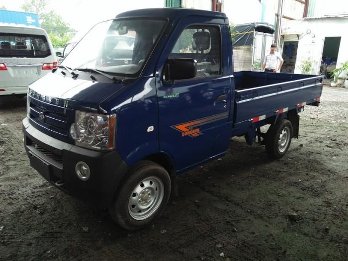 Xe tải Dongben 870 kg,máy euro4,trả trước 8 triệu nhận xe ngay 4