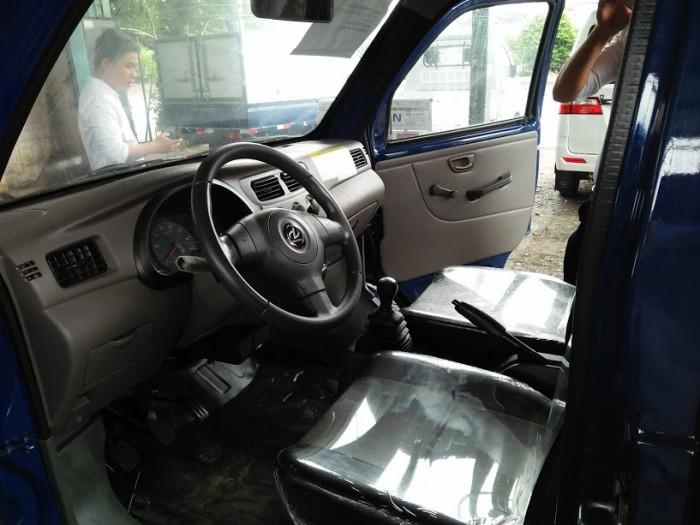 Xe tải Dongben 870 kg,máy euro4,trả trước 8 triệu nhận xe ngay 6