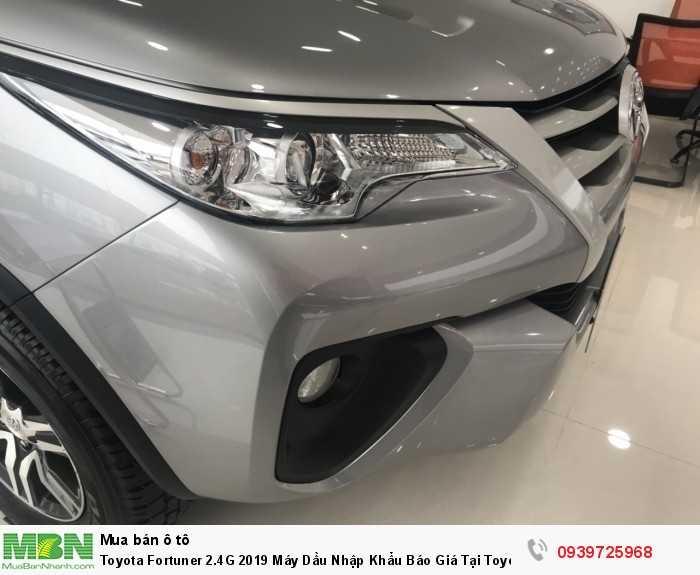 Toyota Fortuner 2.4G