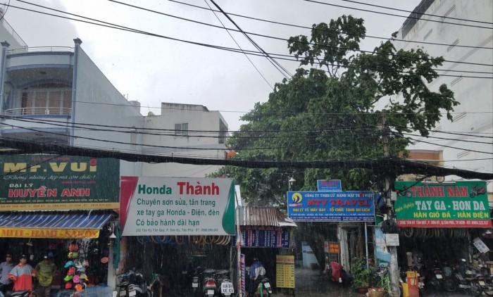 Bán nhà hẻm 2 tấm tại 38/13/ Gò Dầu Tân Phú