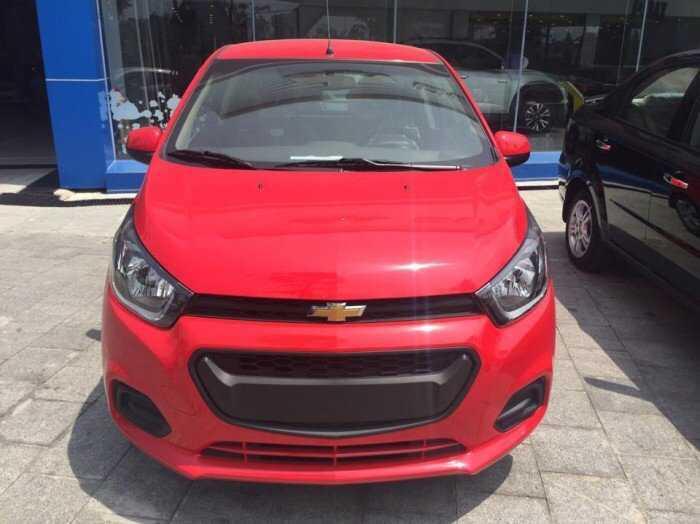 Chevrolet Spark DUO 2018 hỗ trợ vay NH 100%,giảm giá shock