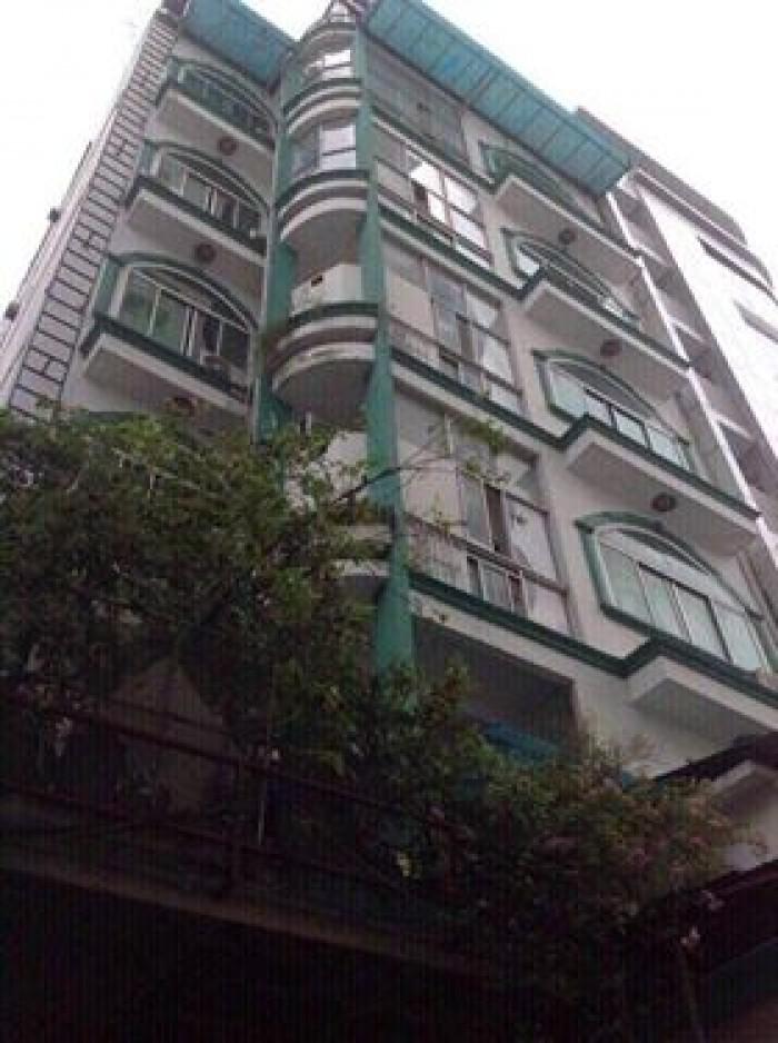 Ngân hàng phát mãi khách sạn MT Q.1, 7 tầng 250M2