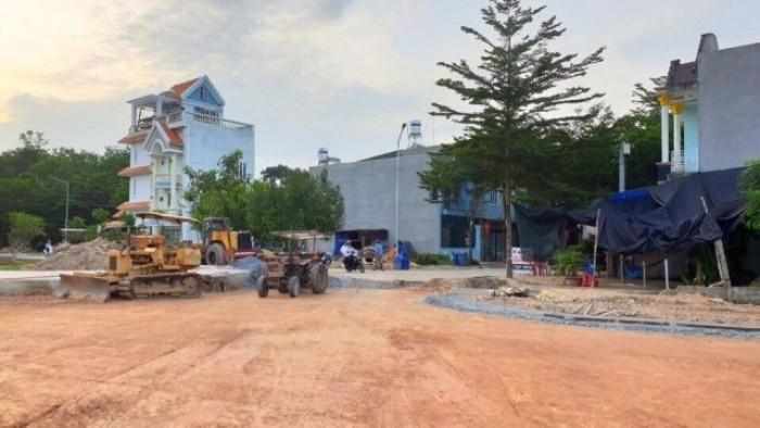 Gia Đình Chuyển Định Cư Cần Bán Miếng Đất Ở Tx Thuận An, Ngay Cạnh Chợ Hài Mỹ,sổ Riêng.