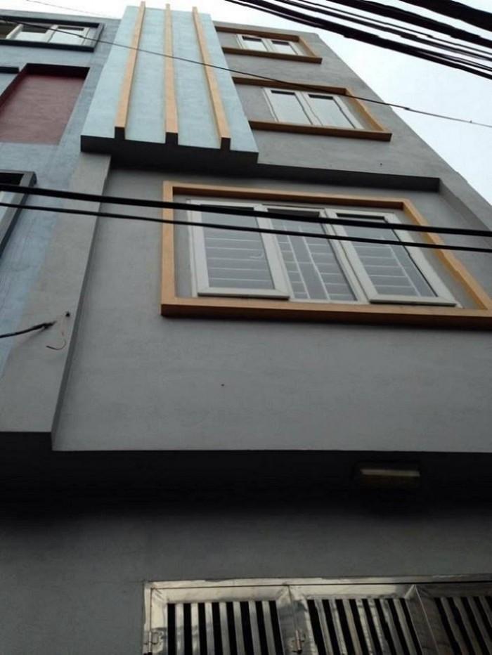 Bán nhà Yên Nghĩa- Hà Đông, gần bến xe Yên Nghĩa, 35m2*4Tầng, ngõ rộng 3m