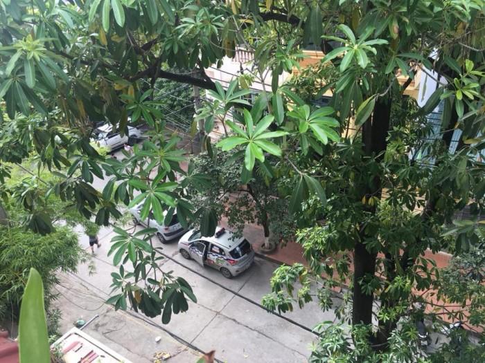 Bán nhà Trần Khát Chân, phân lô, 4 ô tô tránh, vỉa hè, 43m2