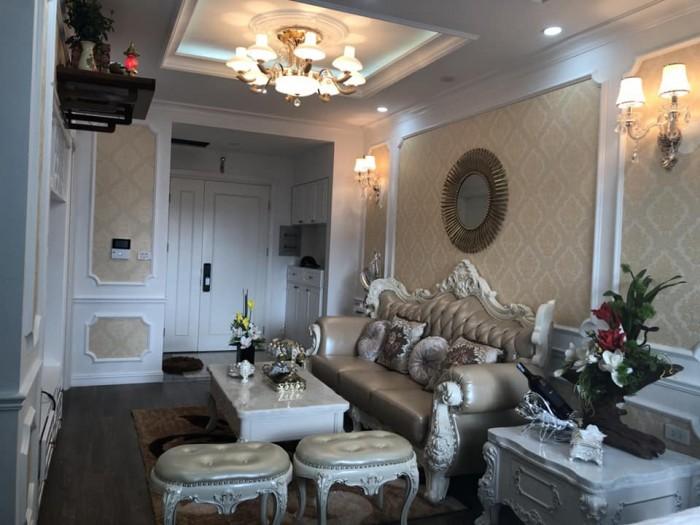 Anh chị mình bán căn tầng 8, 69m2,, River side Garden, 349 Vũ Tông Phan