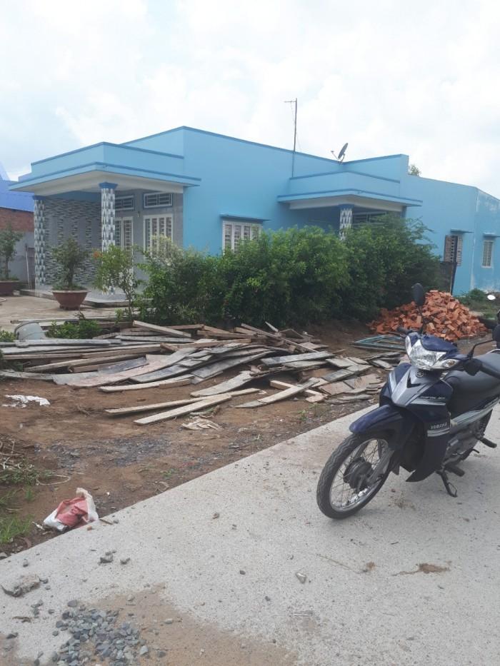 Đất thổ cư Bến Lức, Giáp Bình Chánh ngay Nguyễn Hữu Trí,SHR,100m2