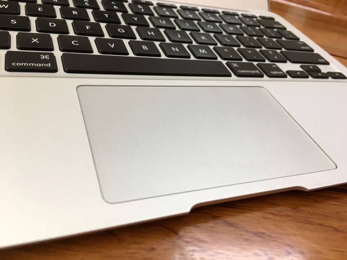 Macbook Air 11 Mid 2013 Core i5 4250 Ram 4 SSD 1289