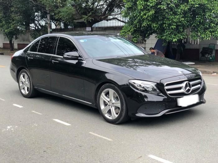 Mua Bán Xe Cũ Mercedes-Benz E250 9