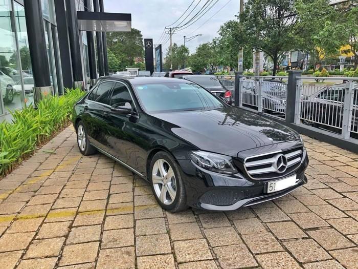 Mua Bán Xe Cũ Mercedes-Benz E250 8