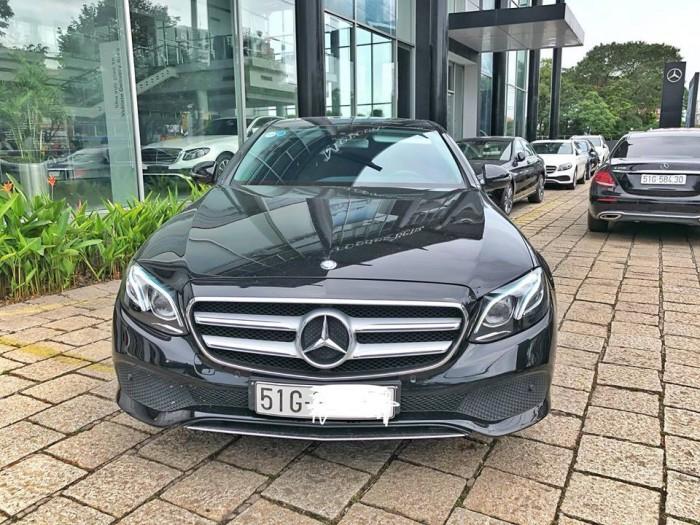 Mua Bán Xe Cũ Mercedes-Benz E250 3