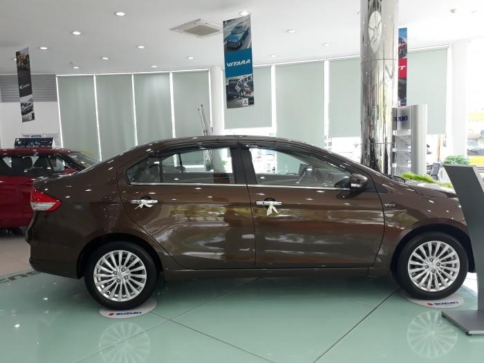 Giá sốc ! Bán Suzuki Ciaz 2019 5 chỗ, nhập khẩu Thái Lan, có xe giao ngay