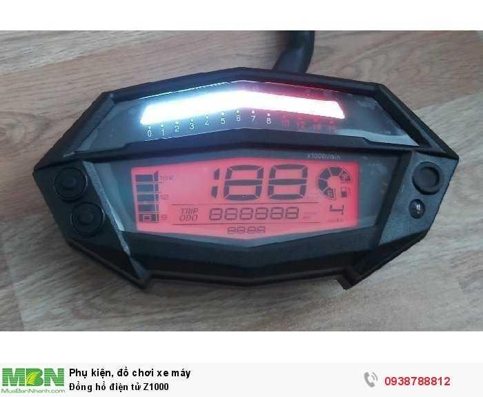 Đồng hồ điện tử Z1000