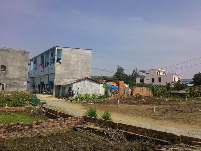Cần sang nhượng 2 lô đất đường Hoàng Phan Thái, Bình Chánh