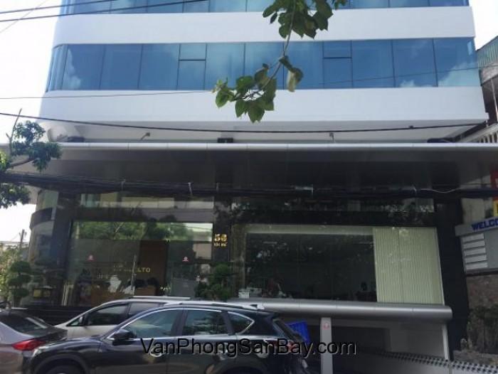 Cho thuê văn phòng trọn gói giá rẻ Quận Tân Bình, tòa nhà mới, đẹp, DTSD 15m2