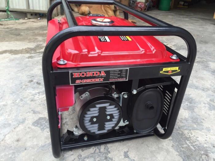 Máy phát điện Honda SH 3500C BXD 2.8kw-giật tay2