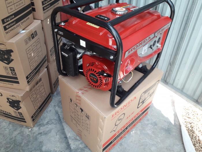 Máy phát điện Honda SH 3500C BXD 2.8kw-giật tay1