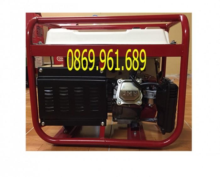 Máy phát điện honda SH 4500E BXD 3kw_nổ đề2