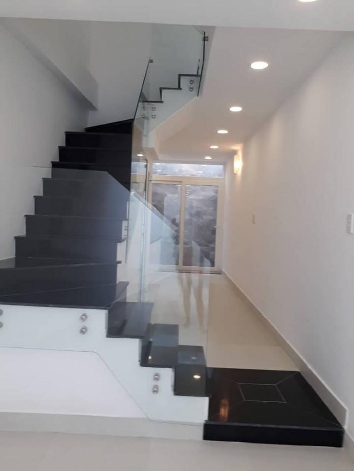 Bán nhà mới Trần Bình Trọng ,38m,3 tầng