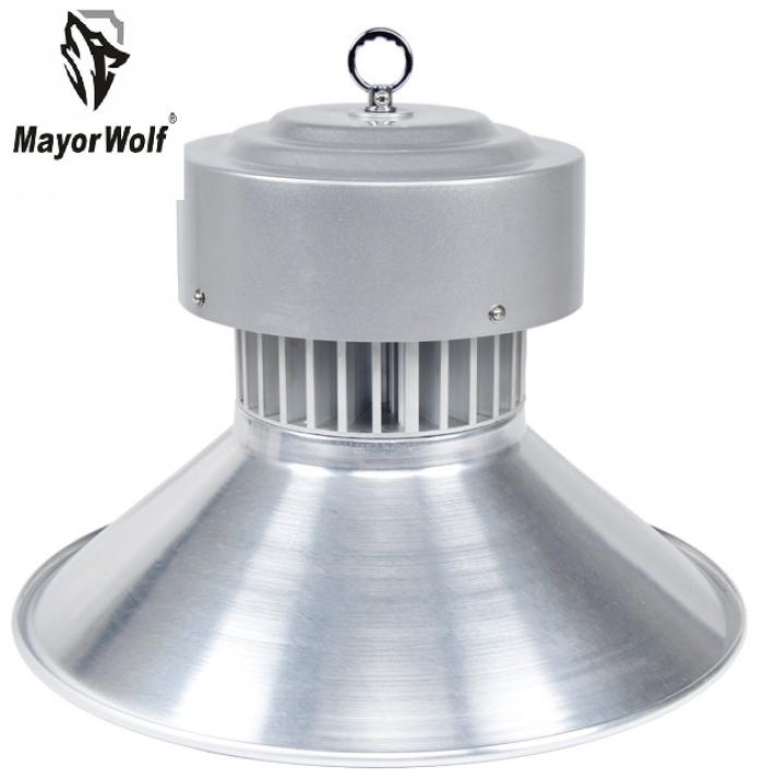 Nơi sản xuất đèn led công xưởng, đèn công nghiệp chính hãng ở đâu - Mayor Wolf0