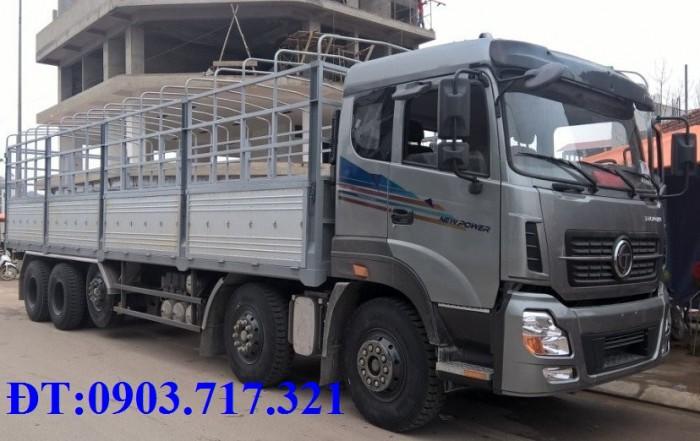 Giá bán xe tải DongFeng Trường Giang 4 Chân.Mua xe tải Trường Giang 4 chân