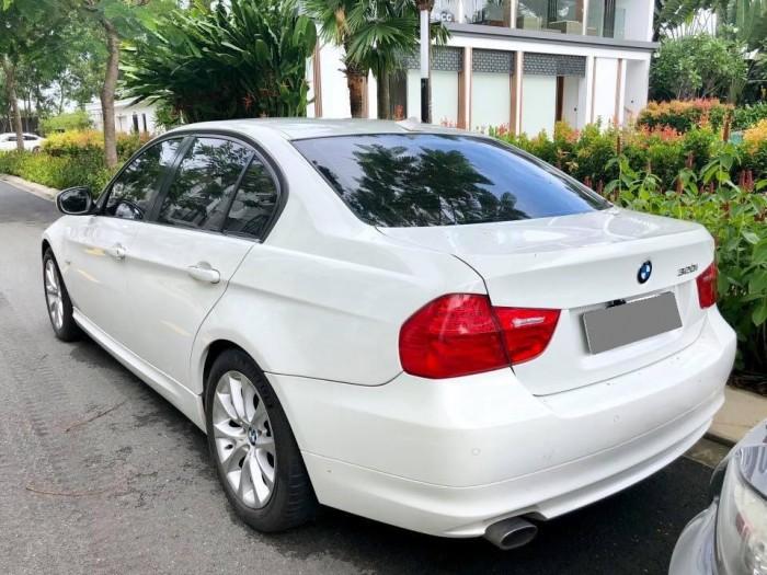 Bán em BMW 320i màu trắng dk 12/2009 tự động chạy cực đã 4