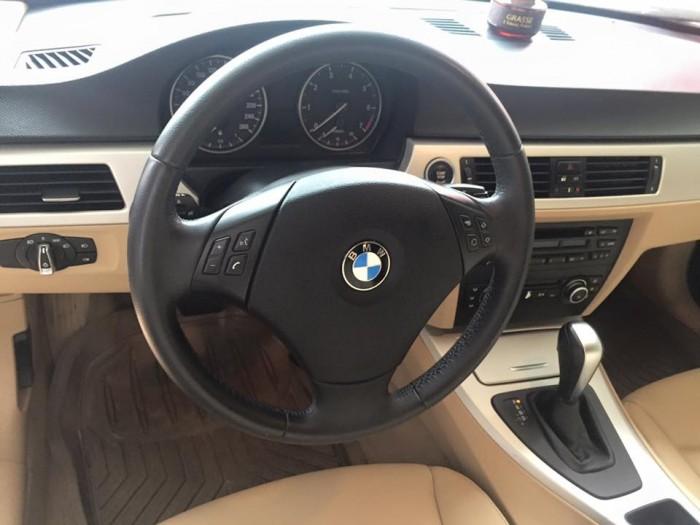 Bán em BMW 320i màu trắng dk 12/2009 tự động chạy cực đã 3