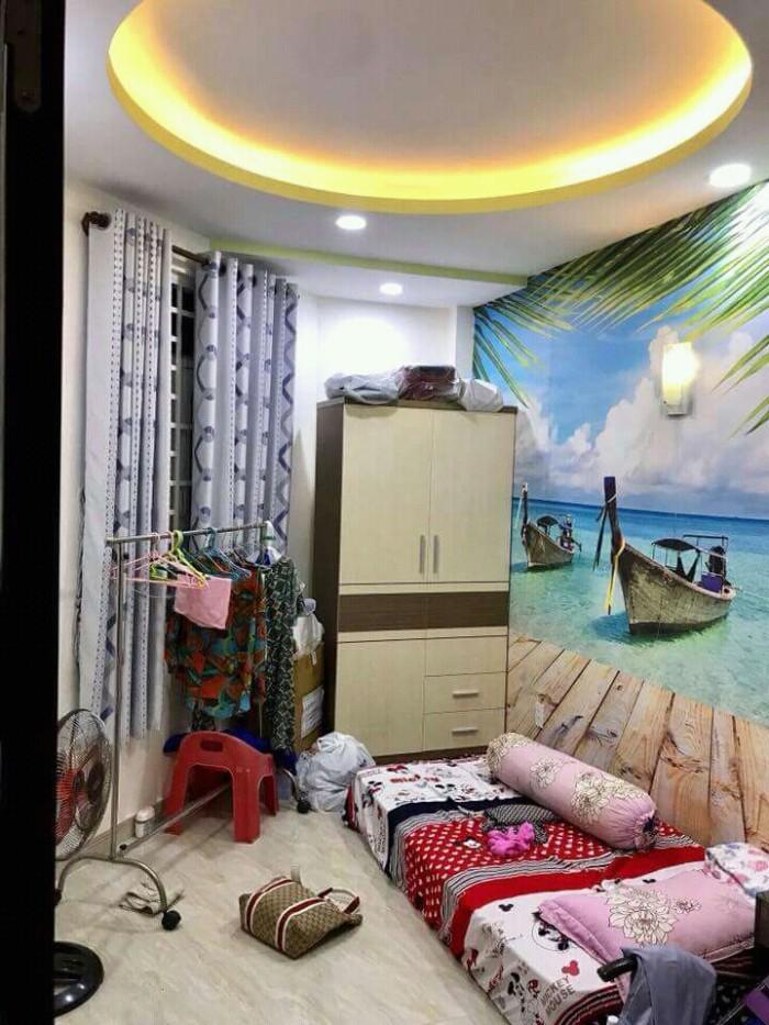 Bán nhà Nguyễn Tiểu La, Q.10, Dt: 4x13m, 4 lầu
